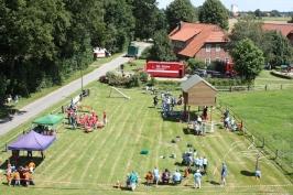 1. Kreiskinderfeuerwehrtag 12.07.2014