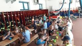 9. Kinderfeuerwehr Zeltlager 31.08. - 01.09.2019