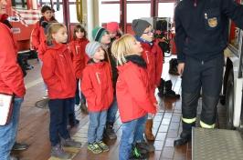 Besuch Berufsfeuerwehr Bremen 26.11.2016