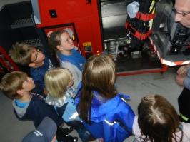 Besuch Feuerwehr Syke 08.06.2012
