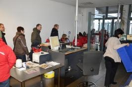Besuch Flughafenfeuerwehr Bremen 02.12.2012