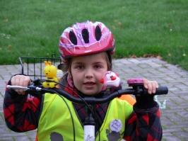 Fahrradkontrolle 08.11.2013