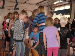 Kinderdisco 13.05.2011