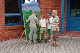 Spielenachmittag 09.08.2009
