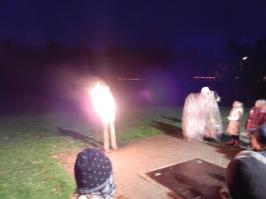 Wenn der Baum brennt 25.11.2011