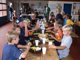 Zeltlager 31.07.2010