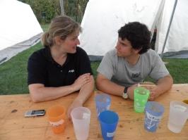 Zeltlager August 2011